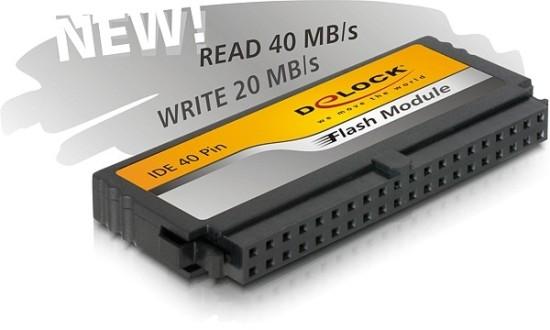 Delock DOM 40Pin IDE 1024 MB V