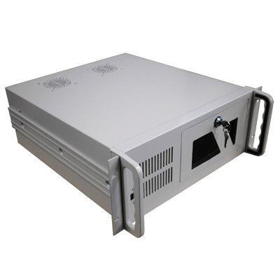 "Server Case 19"" IPC 975 580mm, bílý- bez zdroje"
