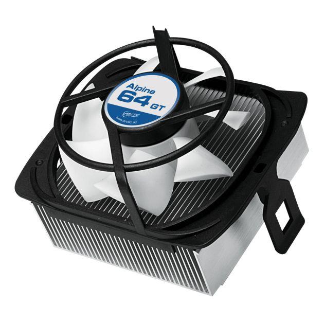 Arctic Cooling Alpine 64 GT Rev.2 (AMD FM2+, FM2, FM1, AM4, AM3+, AM3, AM2+, AM2