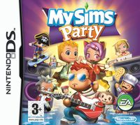 EA DS hra MySims Party