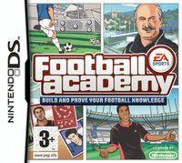 EA DS hra Football Academy