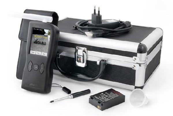 ALKOHIT X500 business elektrochemický profesionální alkohol tester