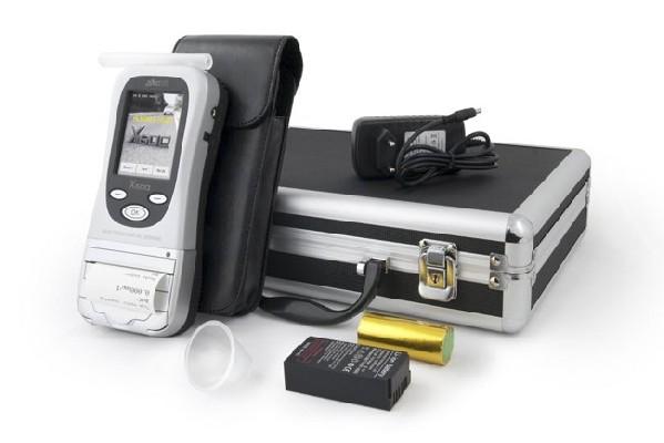 ALKOHIT X600 elektrochemický profesionální alkohol tester s tiskárnou