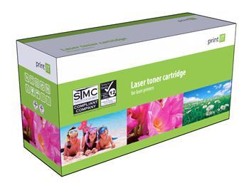PRINT IT Kompatibilní toner  Canon CRG-718C cyan