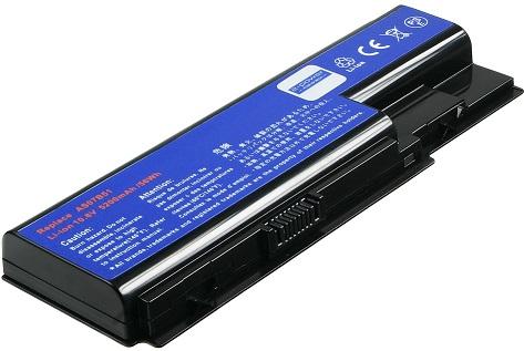 2-Power baterie pro ACER AS52/53/55/57/59/65/69/72/75/77/87/EX72/76/TM72/73/75/7