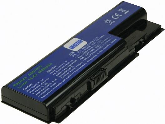2-Power baterie pro ACER  AS52/53/55/57/59/65/69/72/75/77/87/89/EX72/76/TM72/75/