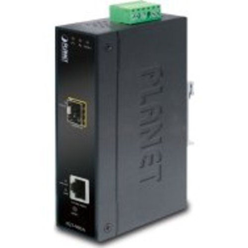 IGT-905A KONVERTOR 1X 1000BASE-T,1X SFP PORT, WEB, SNMP, VLAN, SHAPER, FILTER