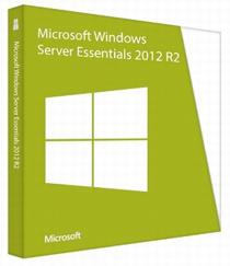 Windows Server 2012 Essentials  R2  2CPU ROK MUL, pouze HW FTS