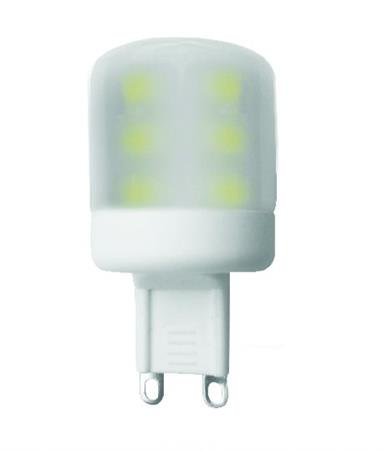 Panlux LED kapsule G9 světelný zdroj 23LED 230V 2,5W - teplá bílá