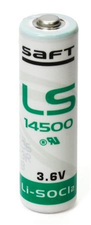 SAFT LS14500 (AA) 3,6V/2600 mAh