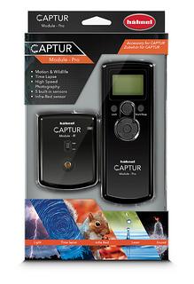 Hähnel CAPTUR Pro Modul - časovač, senzorická spoušť, IR modul