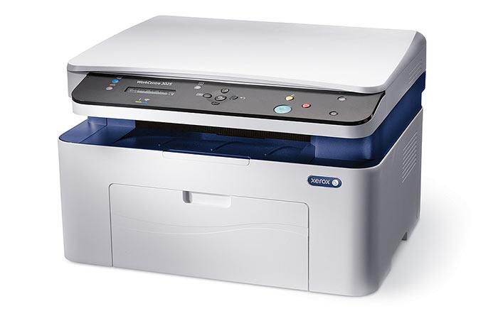 Xerox WC 3025Bi,ČB LJ MFP,A4, 20 str. (Copy/Print/Scan), GDI, USB,Wifi,128MB
