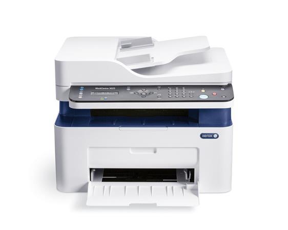 Xerox WC 3025Ni,ČB LJ MFP,A4, 20 str. (Copy/Print/Scan/Fax), ADF,GDI, USB,Ethern