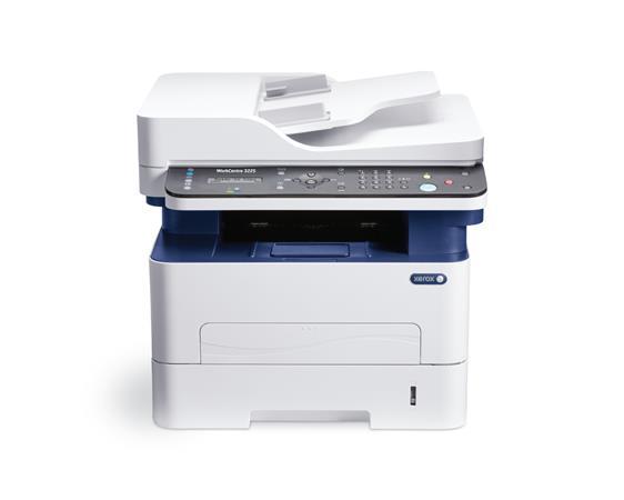 Xerox WC 3225V DNIY ,ČB LJ MFP,A4, 28 str. (Copy/Print/Scan/Fax), PCL, USB,Ether