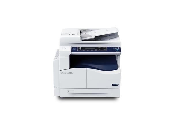 Xerox WC 5024V_U, ČB LJ MFP, A3, (Print/Scan/Copy) 24ppm, 256MB, USB, DADF, Dupl