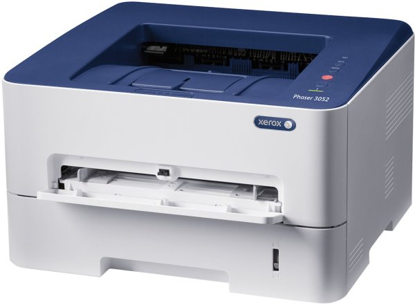 Xerox Phaser 3052 A4 BW tiskárna, 26ppm, PCL, LAN, Wifi