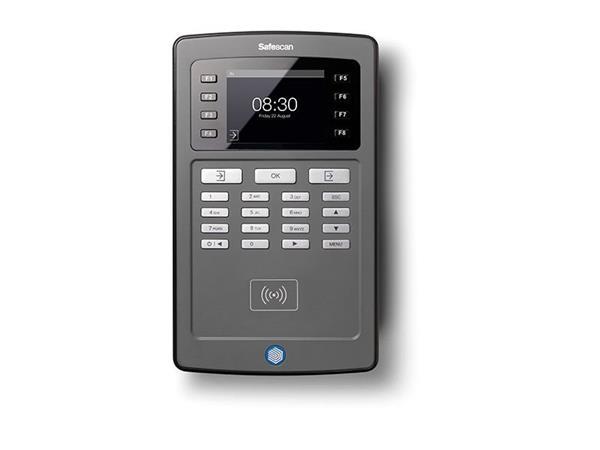 Docházkový systém SAFESCAN TA-8010 Černá