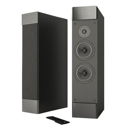 Thonet & Vander TH-03536BL - Turm Bluetooth reproduktory 2.0, 100W, dálk.ovl.