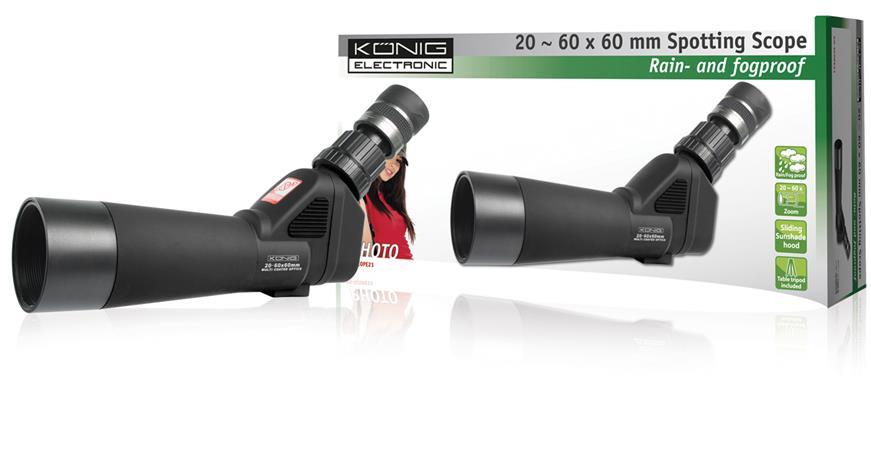 König KN-SCOPE21N - Zoom pozorovací dalekohled