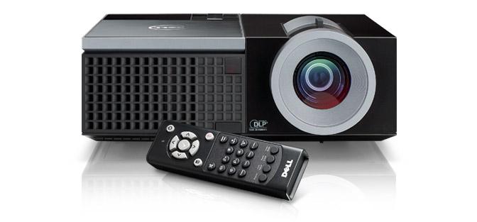 Dell 4320 Projector/DLP/1280x800 WXGA/4300 ANSI/2000:1/HDMI/repro