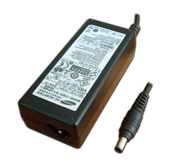 SAMSUNG OEM AC adapter 60W, 19V, 3.42A, 3,0x5,5mm