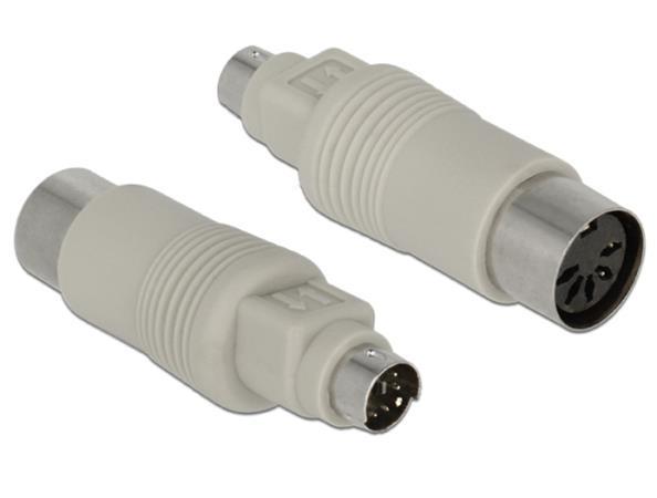 Delock Adapter PS/2 male > DIN 5 pin female