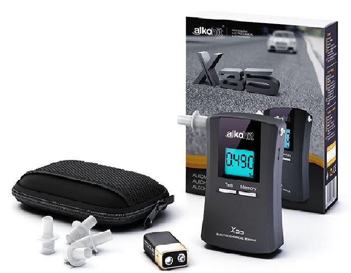ALKOHIT X35 elektrochemický profesionální alkohol tester