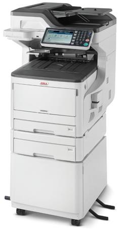 OKI MC853dnct A3 23/23 ppm ProQ2400 dpi PCL6/PS3,USB 2.0,LAN (Print/Scan/Copy/Fa