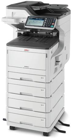 OKI MC853dnv A3 23/23 ppm ProQ2400 dpi PCL6/PS3,USB 2.0,LAN (Print/Scan/Copy/Fax
