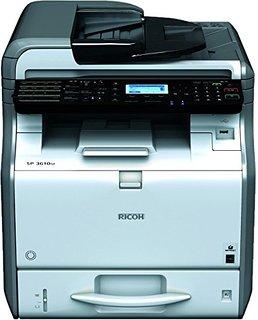 RICOH SP 3600SF 30 stran/min,Mono LED MFP,512MB, ADF, LAN, FAX, Duplex