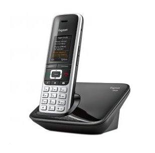 SIEMENS Gigaset S850 - DECT/GAP bezdrátový telefon