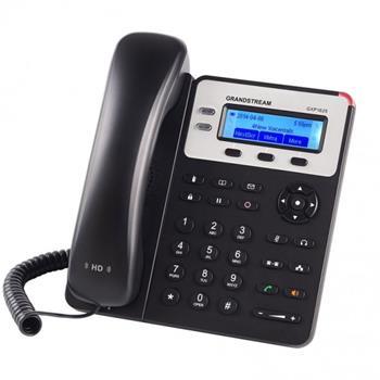 Grandstream GXP1625 [VoIP telefon - 2x SIP účet, HD audio, 3 program.tlačítka, s
