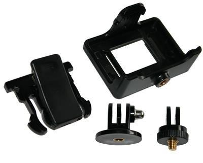 C-TECH sada držáků pro kamery MyCam 250/300, se závitem 1/4