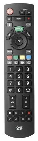 One For All Panasonic URC1914 - náhradní dálkový ovladač pro TV Panasonic