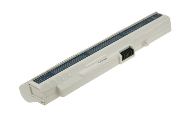 2-Power baterie pro ACER Aspire One, 11,1V, 5200mAh, 6 cells, White - eMachine e