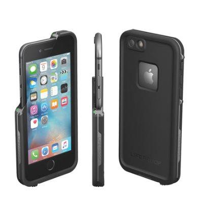 LifeProof Fre odolné pouzdro pro iPhone 6/6s černé