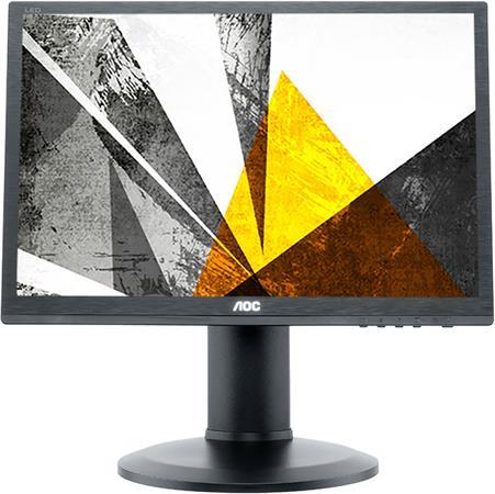 """AOC LCD I960PRDA 19"""" IPS/1280x1024/5:4/5ms/50m:1/VGA/DVI/LED/pivot/repro"""