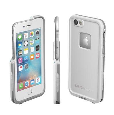 LifeProof Fre odolné pouzdro pro iPhone 6/6s bílé