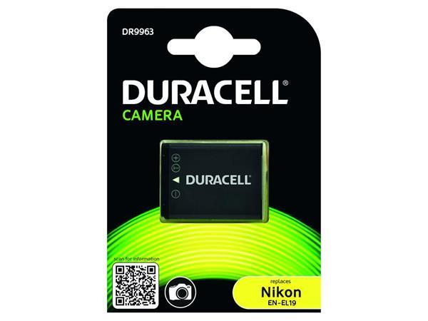 DURACELL Baterie - Baterie do digitálního fotoaparátu  nahrazuje Nikon EN-EL19 3