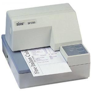 STAR SP298 MD sériová/odtrhávací lišta/bílá  + Síťový zdroj Star Micronics PS60A