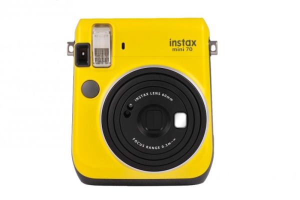 Fujifilm INSTAX MINI 70 - Yellow