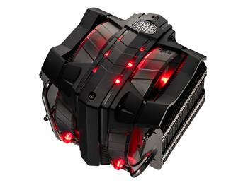 chladič Coolermaster V8 GTS,sct. 2011/775/1150/1155/1156/1366/AM2/AM3+/FM1/FM2,