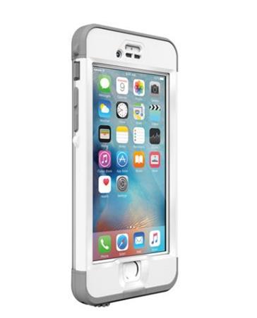 LifeProof Nüüd odolné pouzdro pro  iPhone 6s bílé/šedé