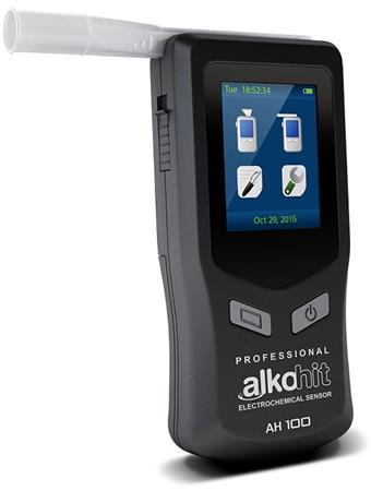ALKOHIT Alkohit AH100 elektrochemický profesionální alkohol tester