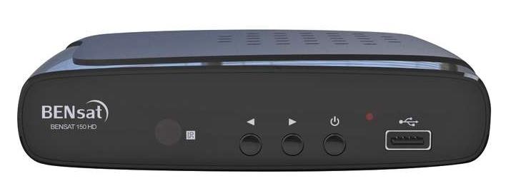 BENsat BEN150 HD, DVB-T Set-top box, HDMI, USB, PVR