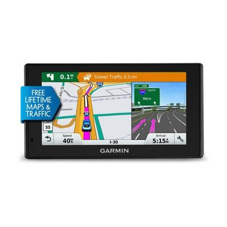 "Garmin DriveSmart 50T-D Lifetime Europe20 - 20 států EU/5"" LCD/RDS"