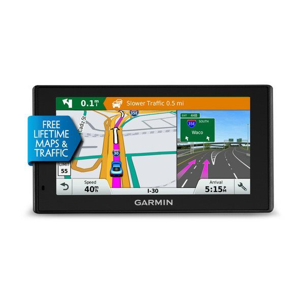 "Garmin DriveSmart 60 Lifetime Europe45 - 45 států EU/6"" LCD"