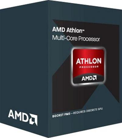 AMD cpu Athlon X4 840 Box FM2+ (3.1GHz, turbo 3.8GHz, 4MB cache, 65W, 4x jádro,