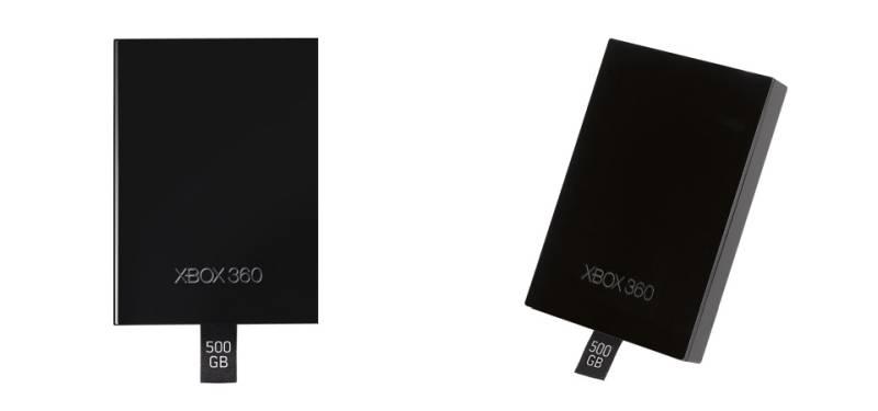 XBOX 360 Hard Drive 500GB SLIM