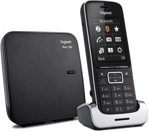 SIEMENS Gigaset SL450 - DECT/GAP bezdrátový telefon